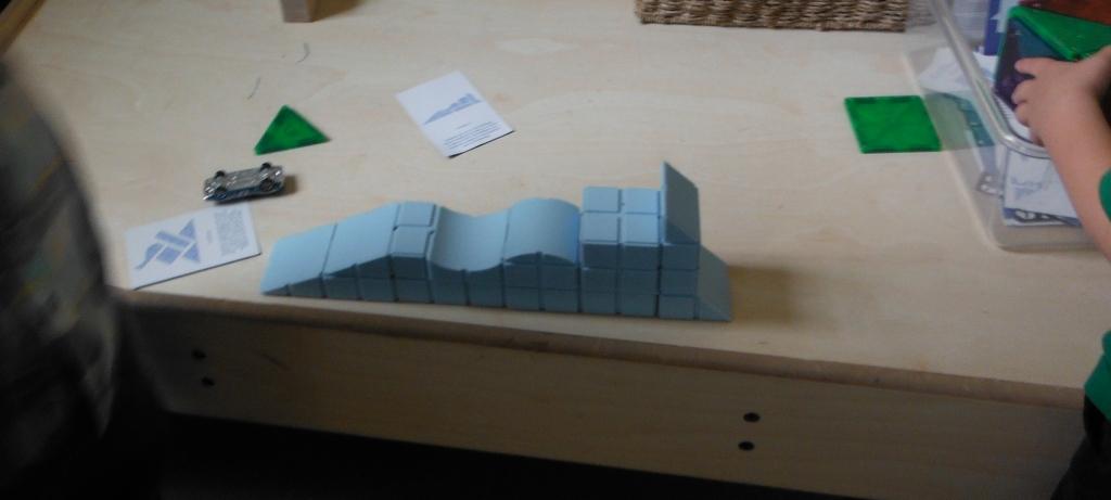 More architecture blocks