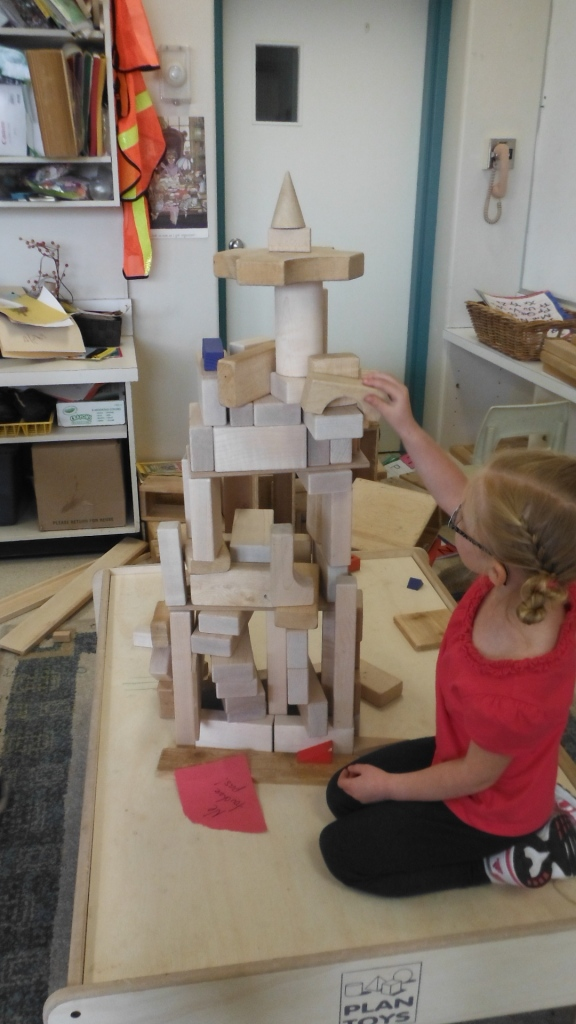 Wooden blocks... need I say more?
